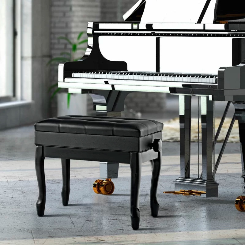 adjustable-piano-bench-with-under-seat-storage