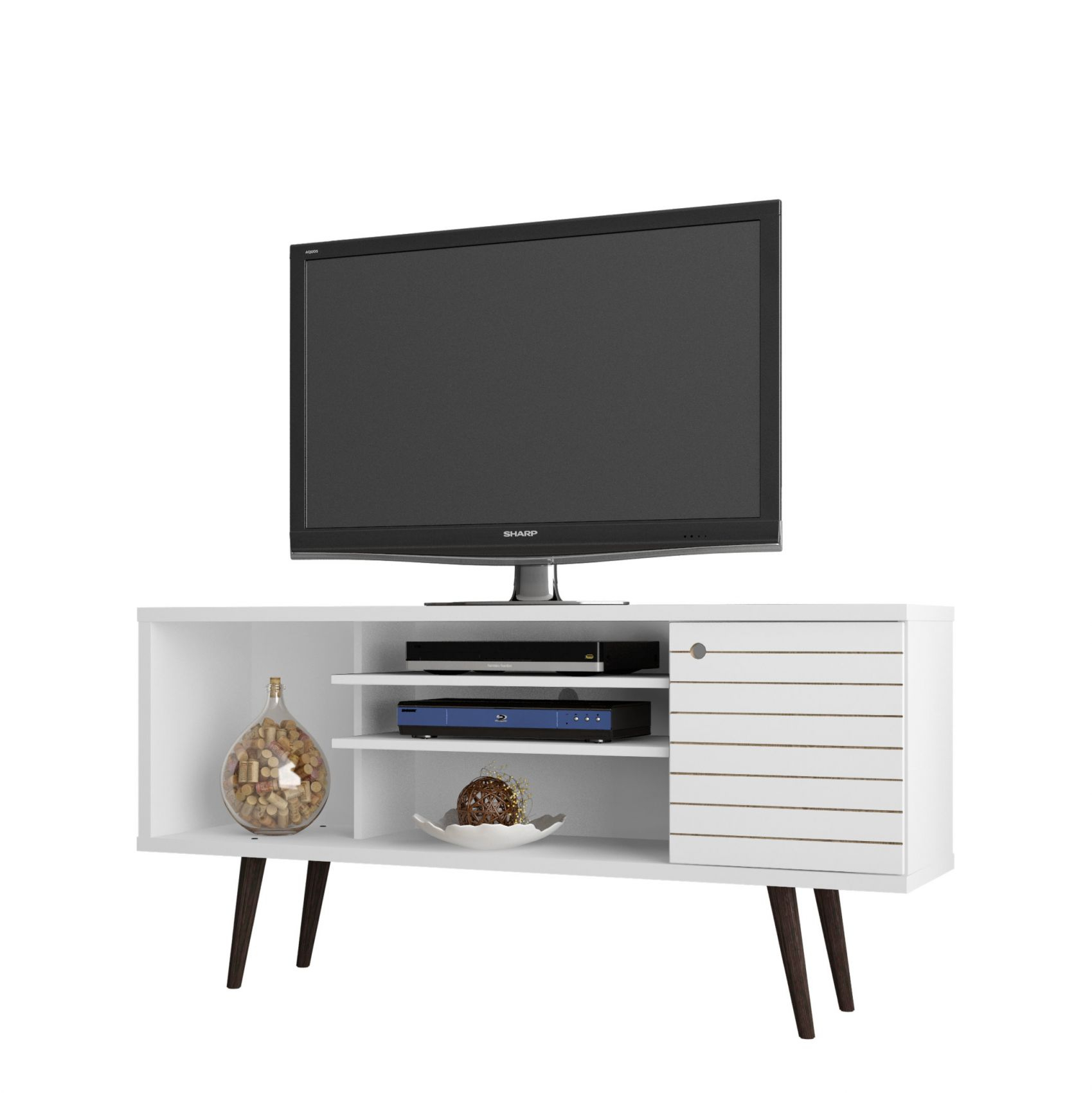 Allegra Tv Stand For Tvs Up To 50'' with Furniture Tv Stands