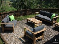 Announcing Our Newest Outdoor Teak Furniture Collections! – Patio with regard to Beautiful Teak Outdoor Furniture Set