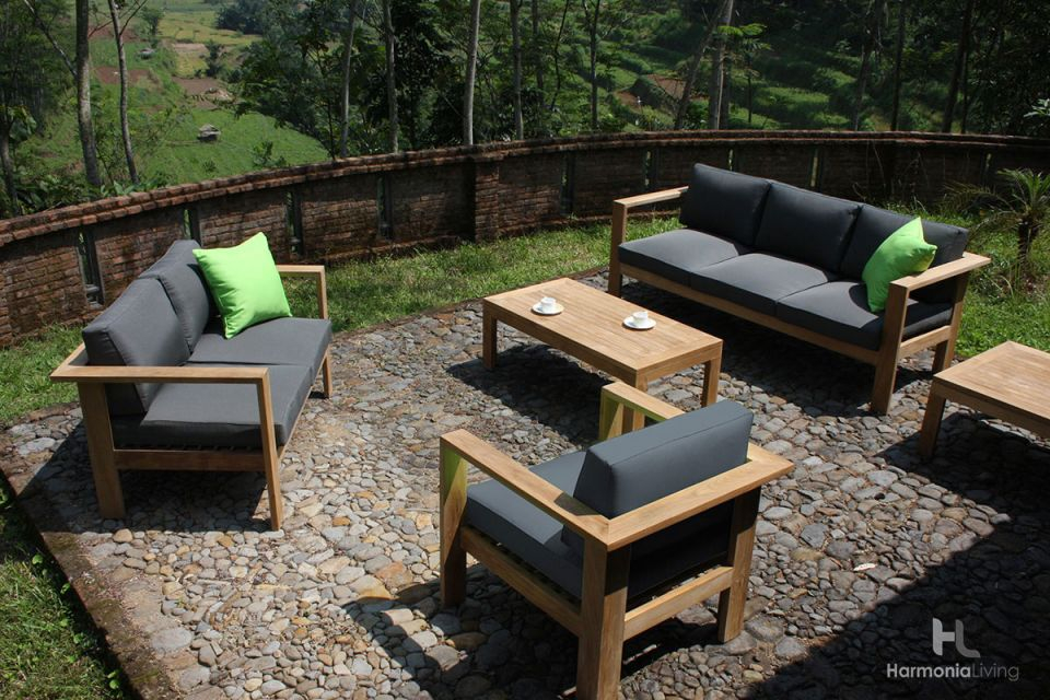 Announcing Our Newest Outdoor Teak Furniture Collections! - Patio with regard to Beautiful Teak Outdoor Furniture Set