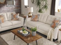 Benissa 6-Piece Living Room Setashley Signature Design At Dunk & Bright  Furniture with Living Room Table Sets