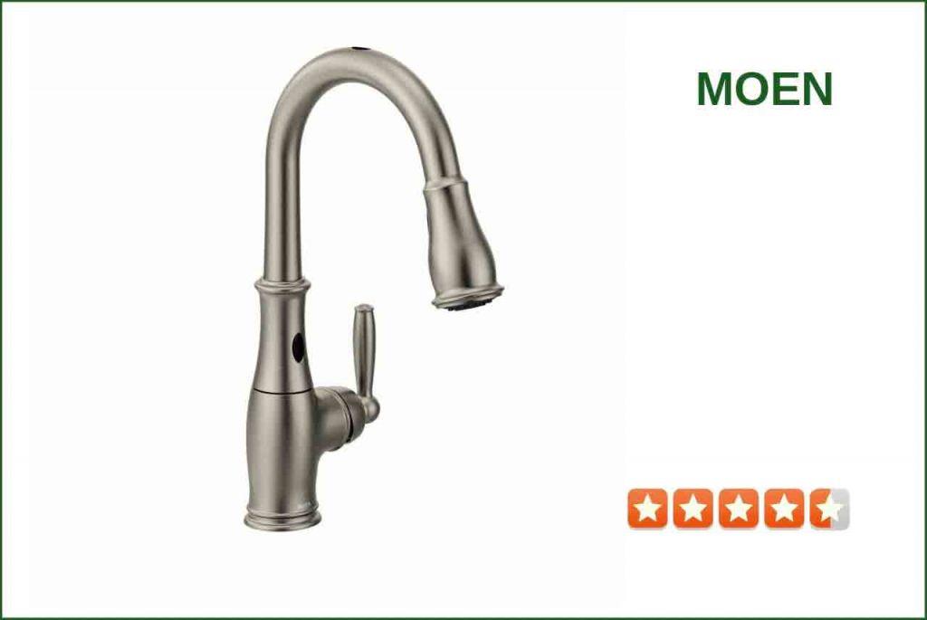 Best Touchless Kitchen Faucet Reviews   Top 7 Touchless Faucets inside New Touchless Kitchen Faucet