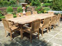 Caring For Outdoor Teak Furniture Wonderful Discount Teak Outdoor regarding Beautiful Teak Outdoor Furniture Set