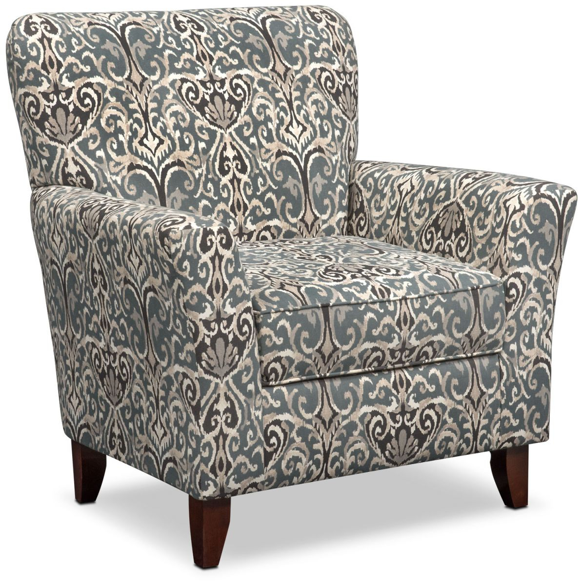 Carla Accent Chair regarding Best of Living Room Furniture Accent Chairs