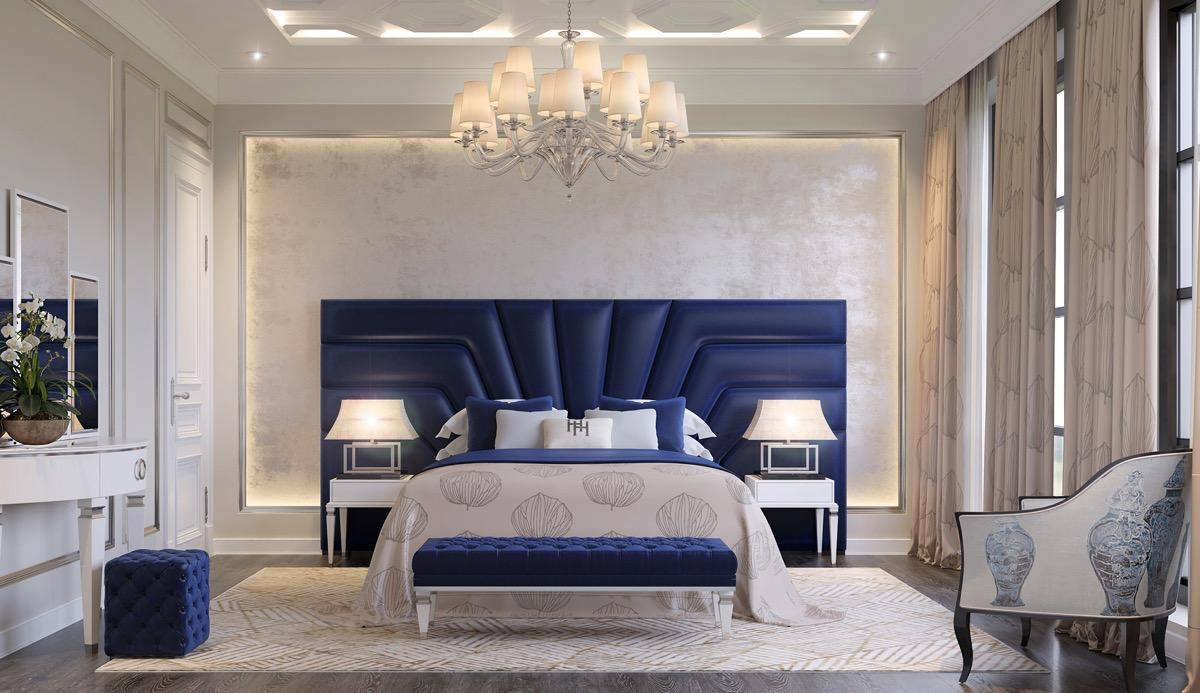 cobalt-blue-transitional-bedroom-color-palette-inspiration