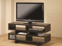 Contemporary Tv Console With Open Storage for New Furniture Tv Stands