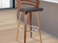 counter-height-vanity-stool-swivel-design-upholstered-seat-and-footrests