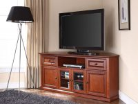 "Crosley Furniture Corner Tv Stand For Tvs Up To 60"" in New Furniture Tv Stands"