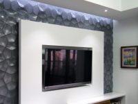 בית בעיצוב מודרני לא חייב להיות קר | My Blogs In 2019 | Modern Tv pertaining to Modern Tv Stand Ideas For Living Room Ideas 2019