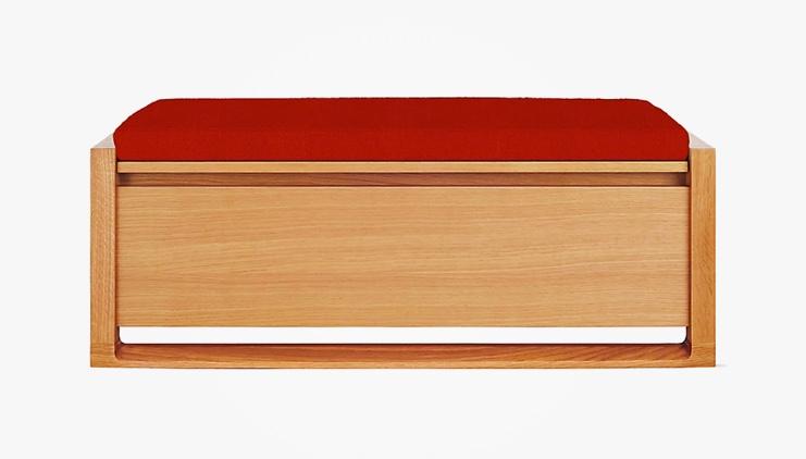 designer-wood-storage-bench-for-entryway-living-room