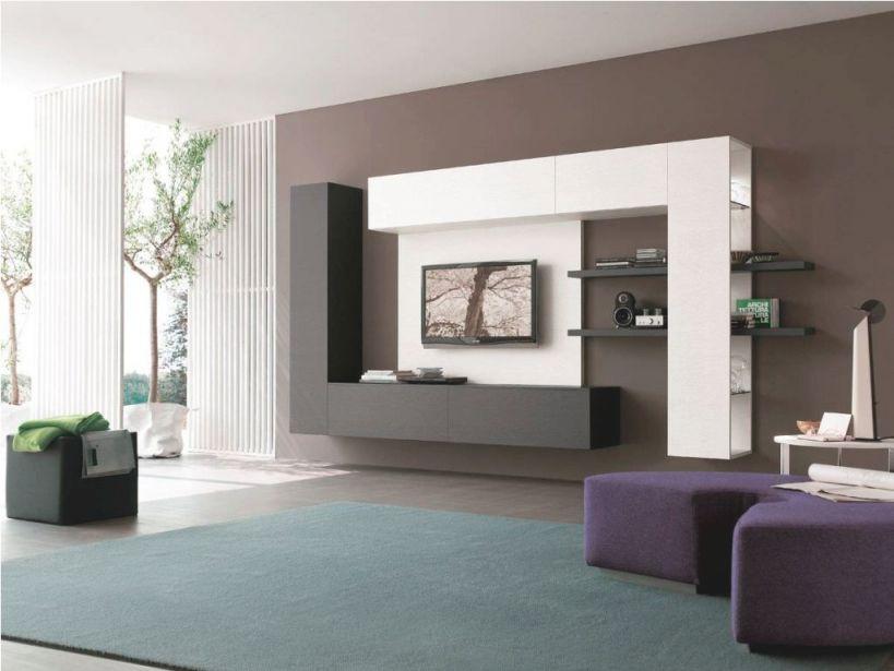 Elegant Tv Wall Decoration For Living Room - Homedcin intended for Modern Living Room Tv Wall