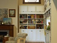 Family Room Cabinets & Storage Solutions | California Closets within Lovely Living Room Storage Cabinet With Doors