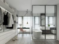 glass-wall-bathroom-with-creative-ways-to-use-marble