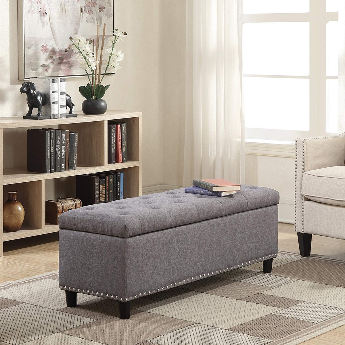 grey-ottoman-storage-bench-for-modern-classic-living-rooms-1