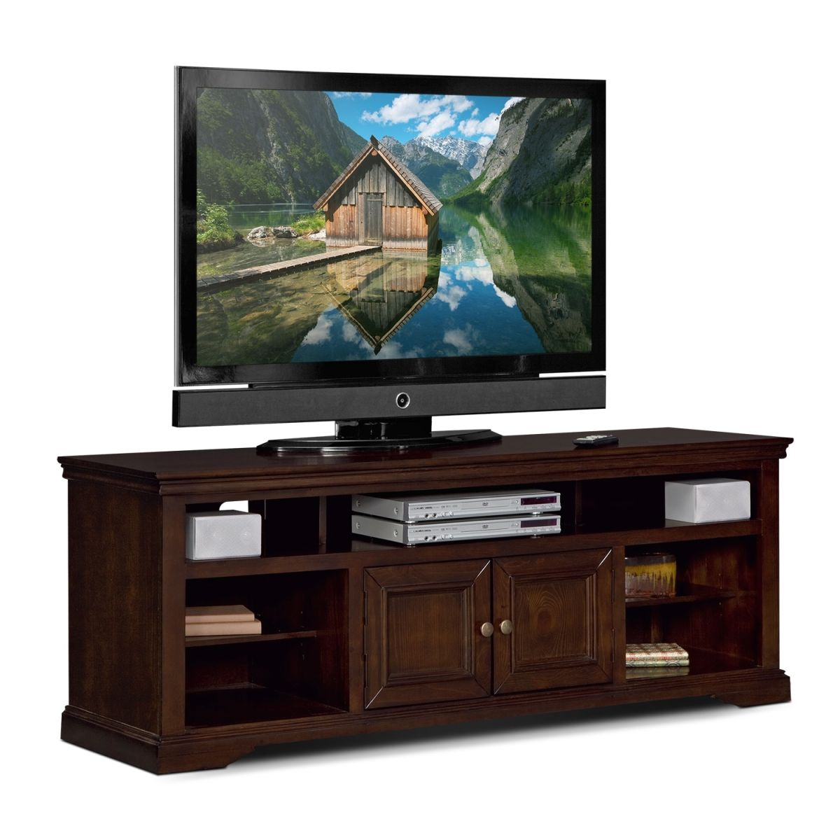 Jenson Tv Stand regarding New Furniture Tv Stands