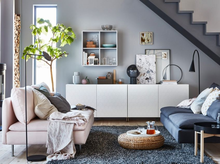 Like Mother, Like Daughter - Ikea pertaining to Lovely Living Room Storage Cabinet With Doors