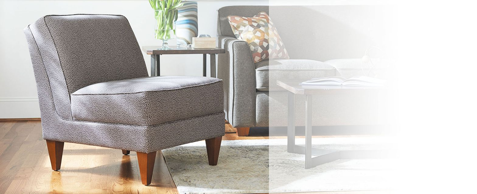 Living Room Chairs & Accent Chairs | La-Z-Boy regarding Living Room Furniture Accent Chairs