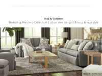 Living Room Furniture | Ashley Furniture Home inside Living Room Table