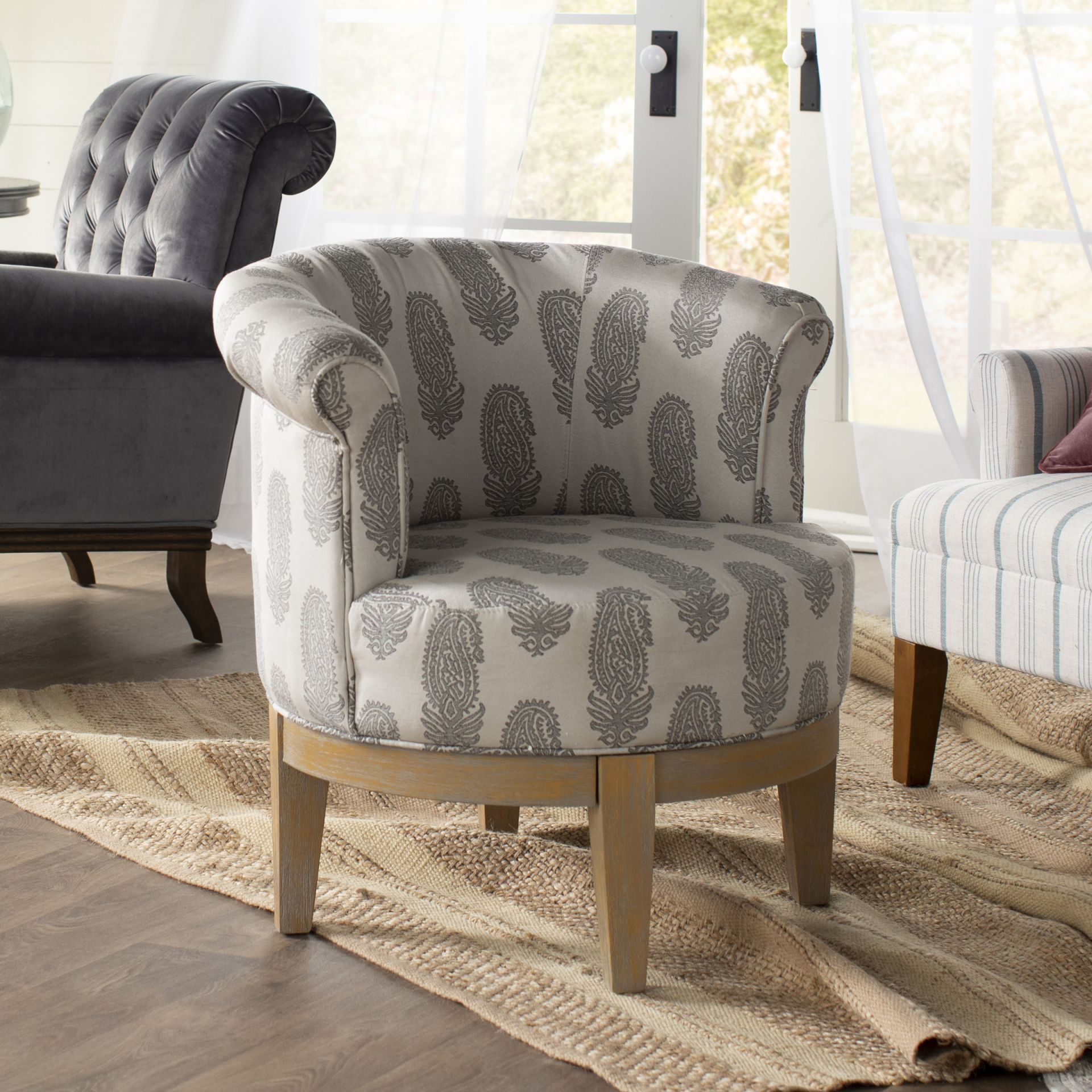 Living Room Furniture | Joss & Main with regard to Chair Living Room Furniture