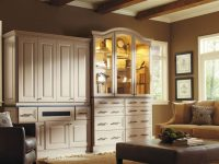 Living Room Storage Cabinets – Omega Cabinetry in Living Room Storage Cabinet With Doors