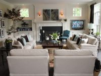 Love This Furniture & Layout For The Family Room. | Mom And Dads regarding Family Room Furniture