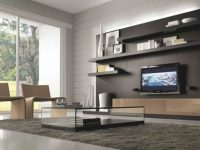Magnificent Living Room Tv Wall Ideas With For Amazing Bedroom with regard to Modern Living Room Tv Wall