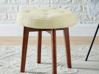 mid-century-modern-stool-for-vanity