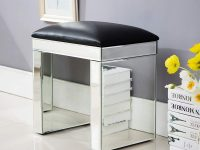 mirrored-vanity-stool-for-modern-interior-design-bedroom-living-room
