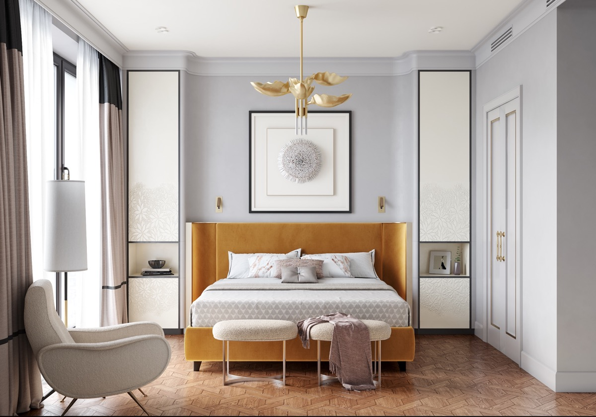modern-and-retro-accessory-ideas-for-transitional-bedroom ...
