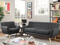 Modern & Contemporary Living Room Furniture | Allmodern for Fresh Modern Living Room Chairs