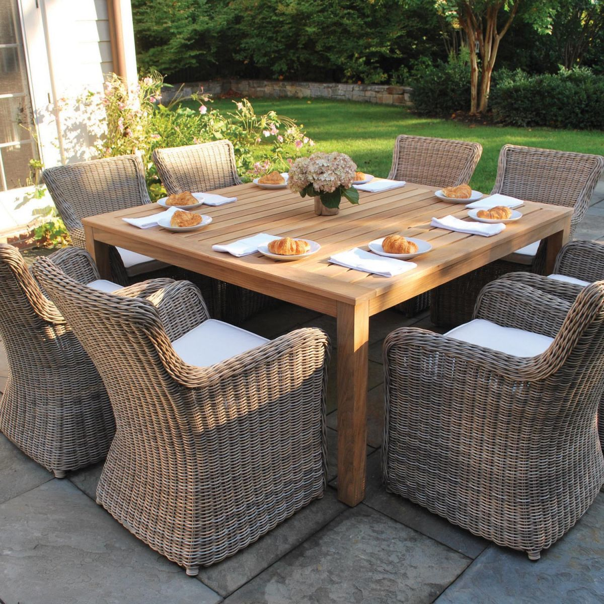 Modern Outdoor Teak Furniture Cool Teak Outdoor Patio Furniture within Teak Outdoor Furniture Set
