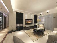 Modern Tv Rooms Design Bathroom Designs Home Ideas Big Mansion with Modern Living Room Tv Wall