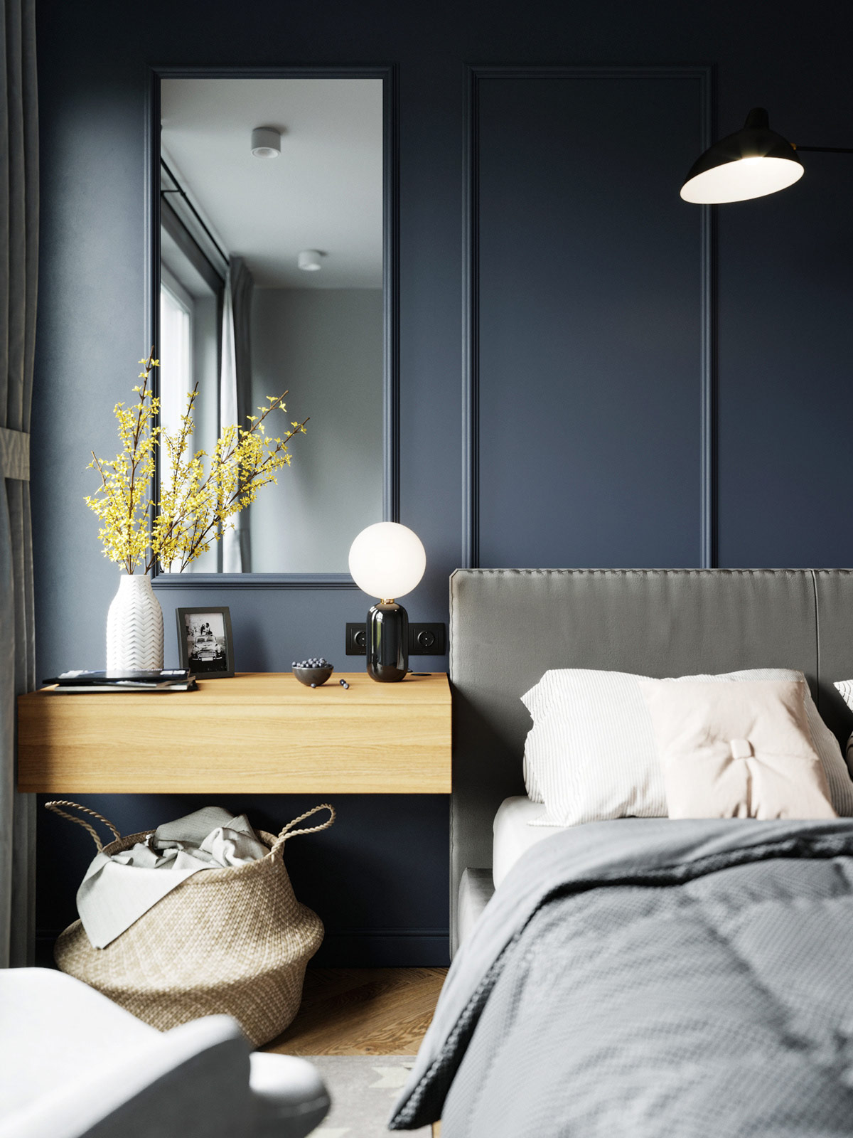 muted-sapphire-jewel-tone-bedroom-color-palette-with-grey-accents