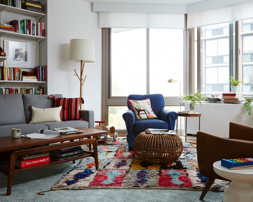 Power Couples: Sofas & Accent Chairs + A Few Rules – Emily Henderson with Chair Living Room Furniture