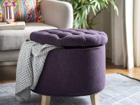 purple-vanity-stool-with-storage-for-living-room-bedroom