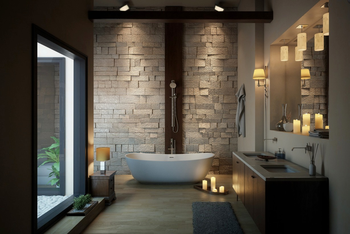 rustic-modern-bathroom