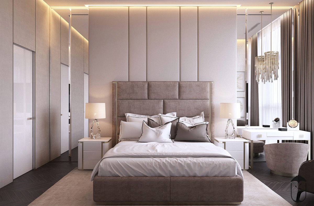 simple-transitional-bedroom-design-tips-with-luxury-lighting-accents