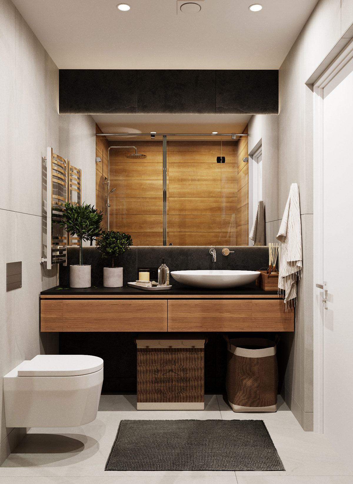 simple-wood-and-stone-luxury-bathroom-vanity-design