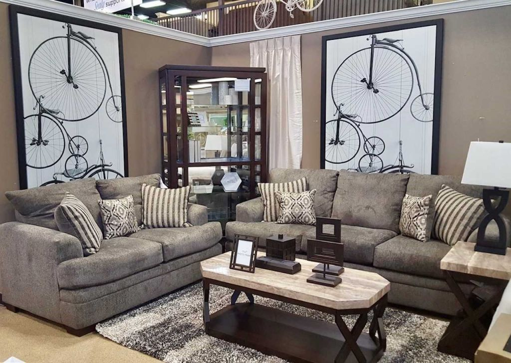 Sofas And Loveseats | Exclusive Furniture intended for Living Room Sets