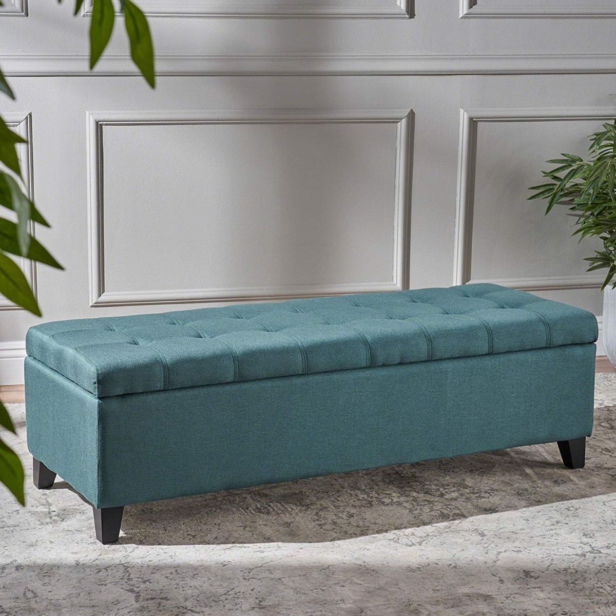 teal-upholstered-bench-with-storage