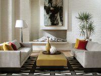 Thayer Coggin – Custom Modern Furniture Since 1953 regarding Unique Lounge Chair Living Room Furniture