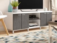 "Topsham Tv Stand For Tvs Up To 60"" with regard to Furniture Tv Stands"