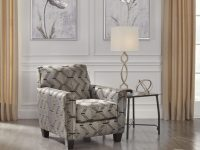 Torcello – Graphite – Accent Chair pertaining to Living Room Furniture Accent Chairs
