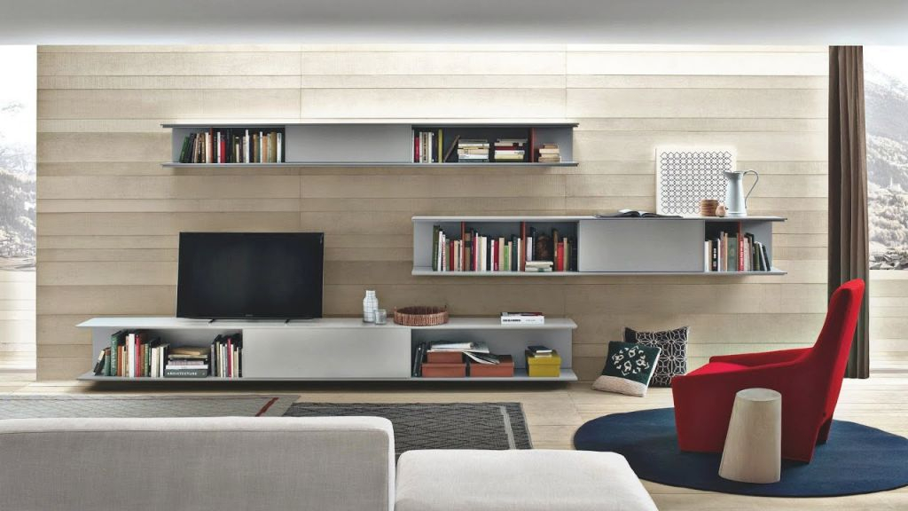 Tv Unit Designs For Living Room / Modern Tv Wall Designs 2019 throughout Modern Living Room Tv Wall