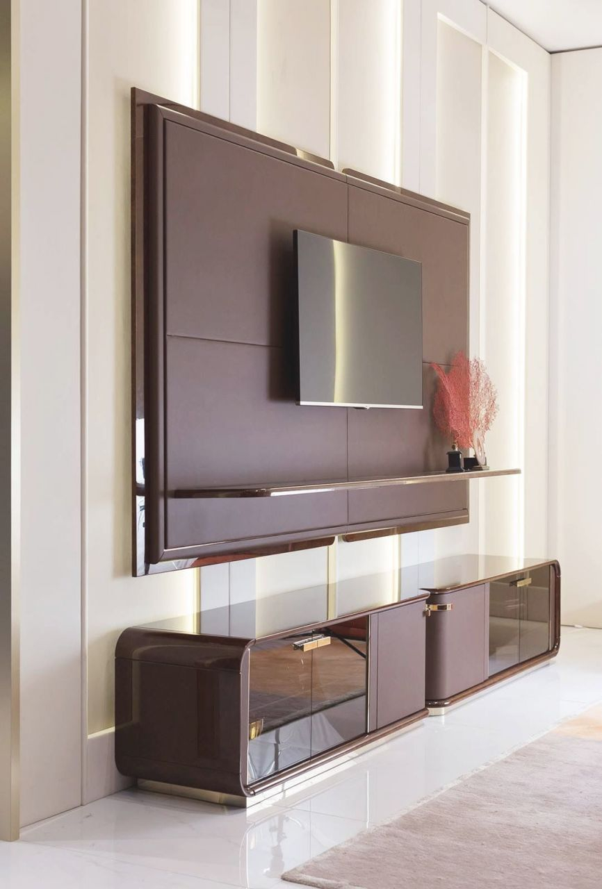 Tv Wall | Classic Tv Unit In 2019 | Tv Wall Design, Tv Wall ...