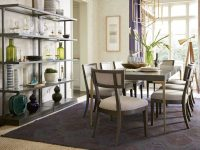 Universal Furniture Soliloquy Modern Casual Dining Room Set regarding Beautiful Dining Room Sets