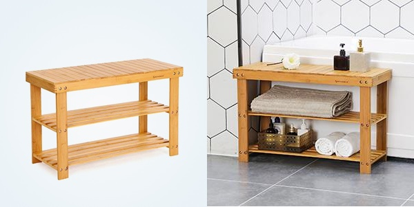 water-resistant-wooden-bench-with-storage-for-bathroom