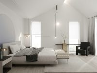 white-and-grey-bedroom-with-brass-interior-design-accents