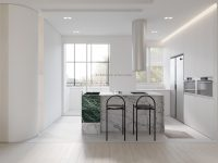 white-kitchen-design-with-green-marble-inspiration