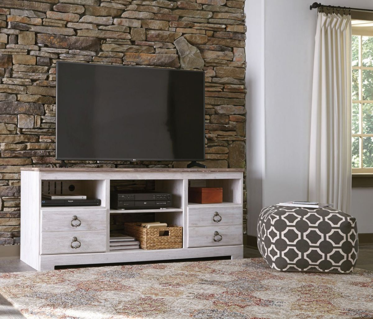Willowton Tv Stand with Furniture Tv Stands